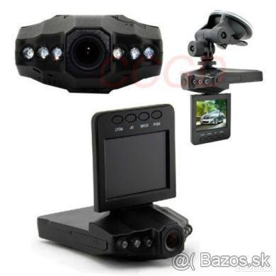 Автомобильный видеорегистратор dvr-027 hd (h-198) 1280×720 регистратор фото №1