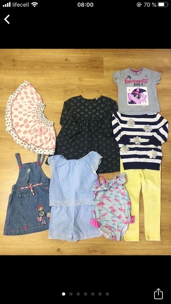 Весь набор одежды за 399 грн.8 вещей в пакете. фото №1