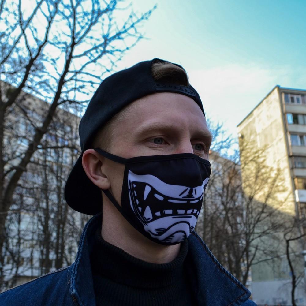 Стильные маски для лица! фото №1