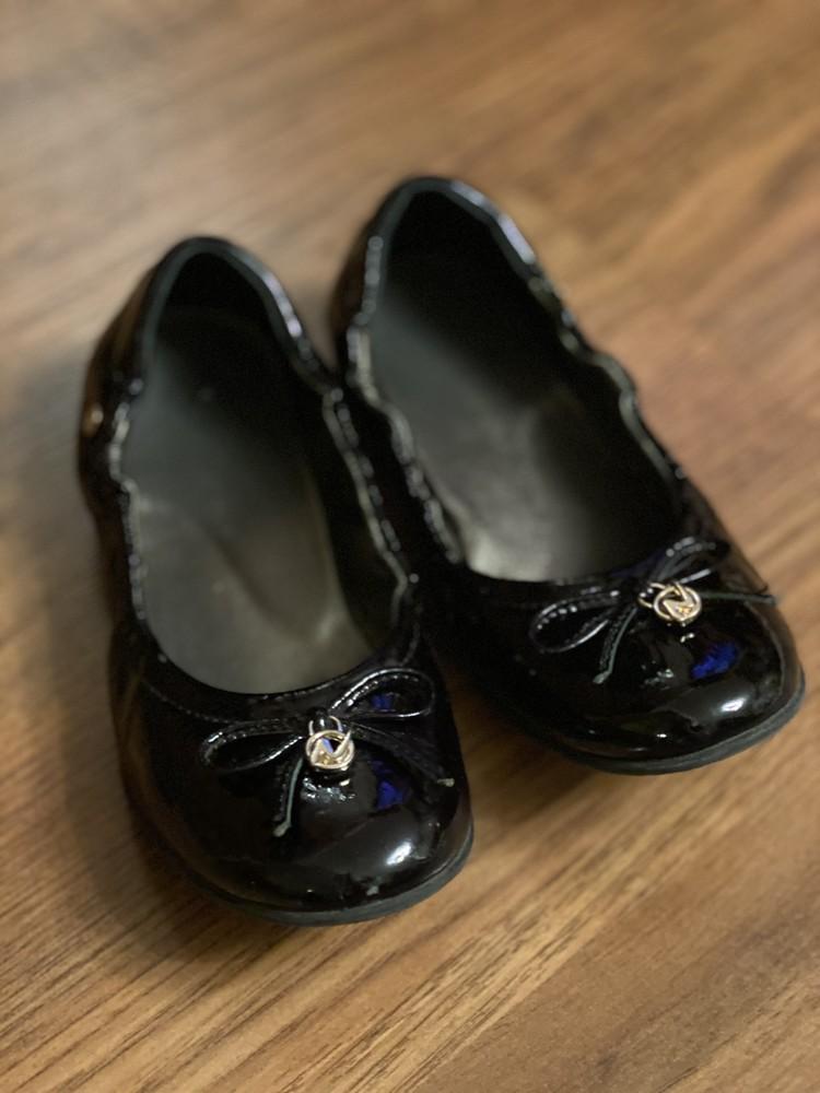 Лаковані туфлі-лодочки фото №1