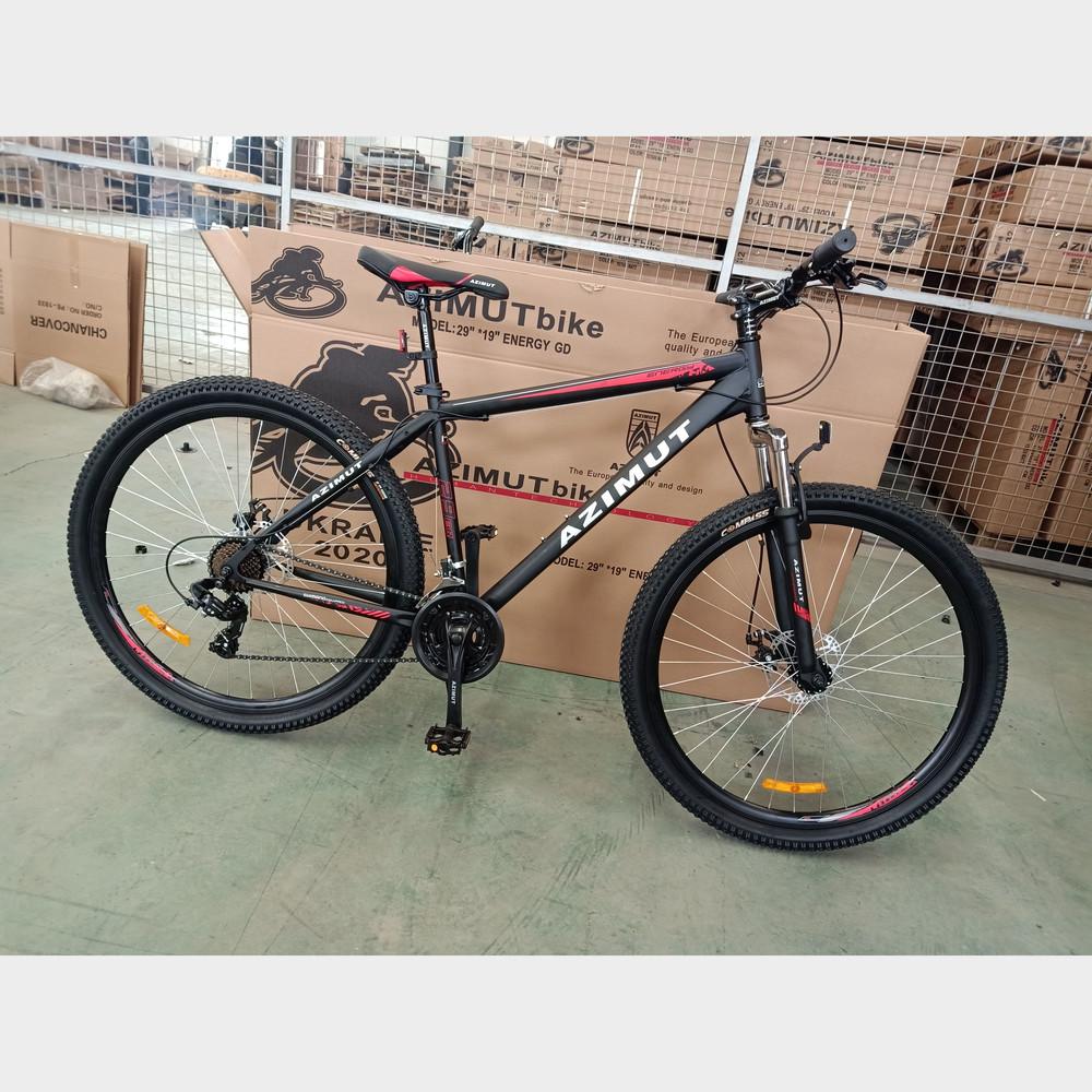Azimut energy 29 велосипед двухколесный найнер азимут фото №1