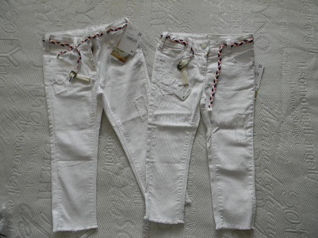 Джинсы, брюки,штаны c&a на р. 104-110 см и 110-116 см. фото №1