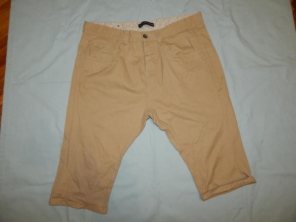 Cedarwoodstate шорты котоновые мужские модные рw36 eur 46 рl-xl фото №1