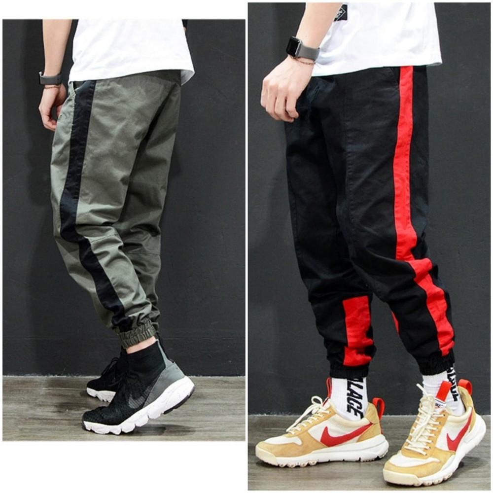 Джогеры штаны с полосками 1549 фото №1