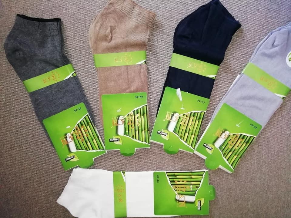 Носки мужские укороченные z&n в наличии рр.41-44 фото №1
