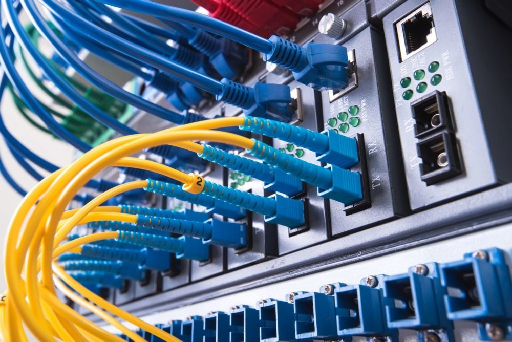 Локальна мережа, відеонагляд, монтаж ліній зв'язку фото №1