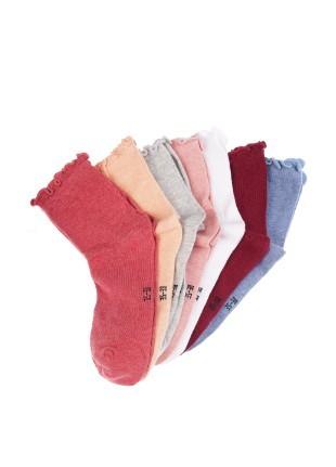 Набор носков женских 7 пар размер 39-42 esmara германия недельки фото №1