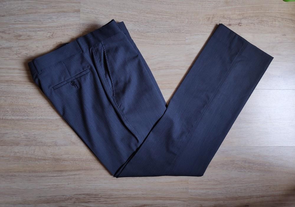 Мужские классические брюки selected homme фото №1