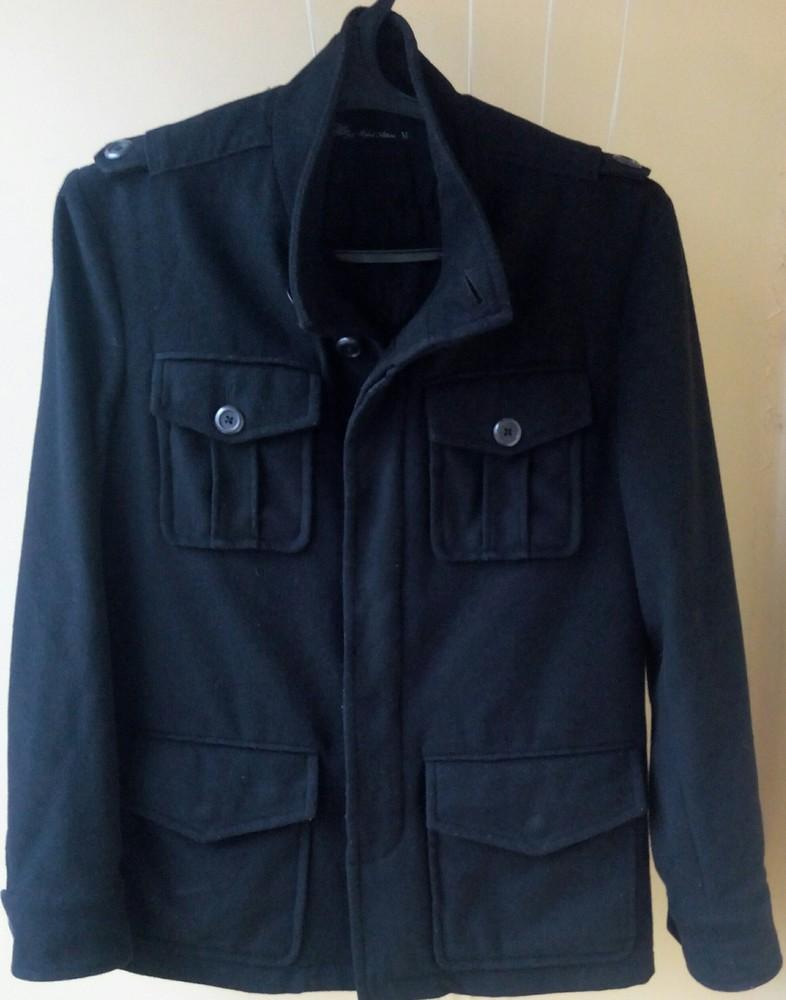 Мужское короткое пальто next фото №1