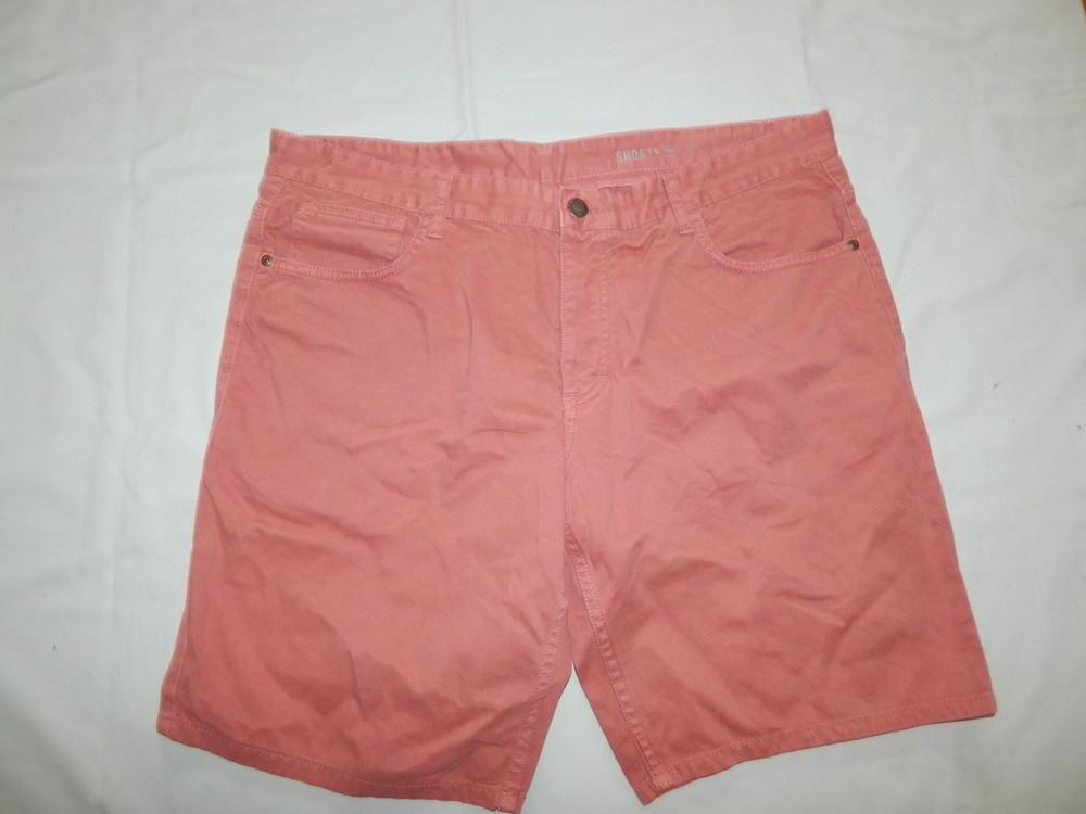 F&f шорты джинсовые мужские модные р38 рxxl фото №1