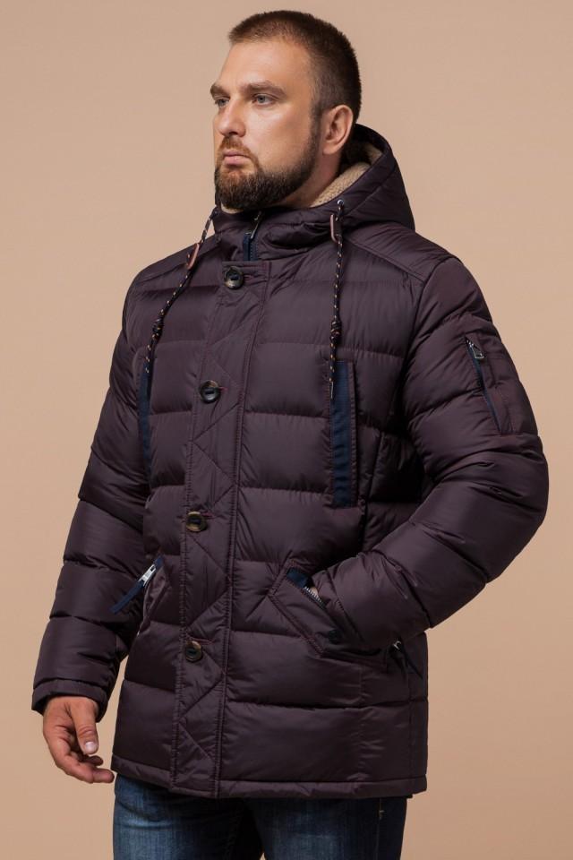 Зимняя куртка мужская фото №1