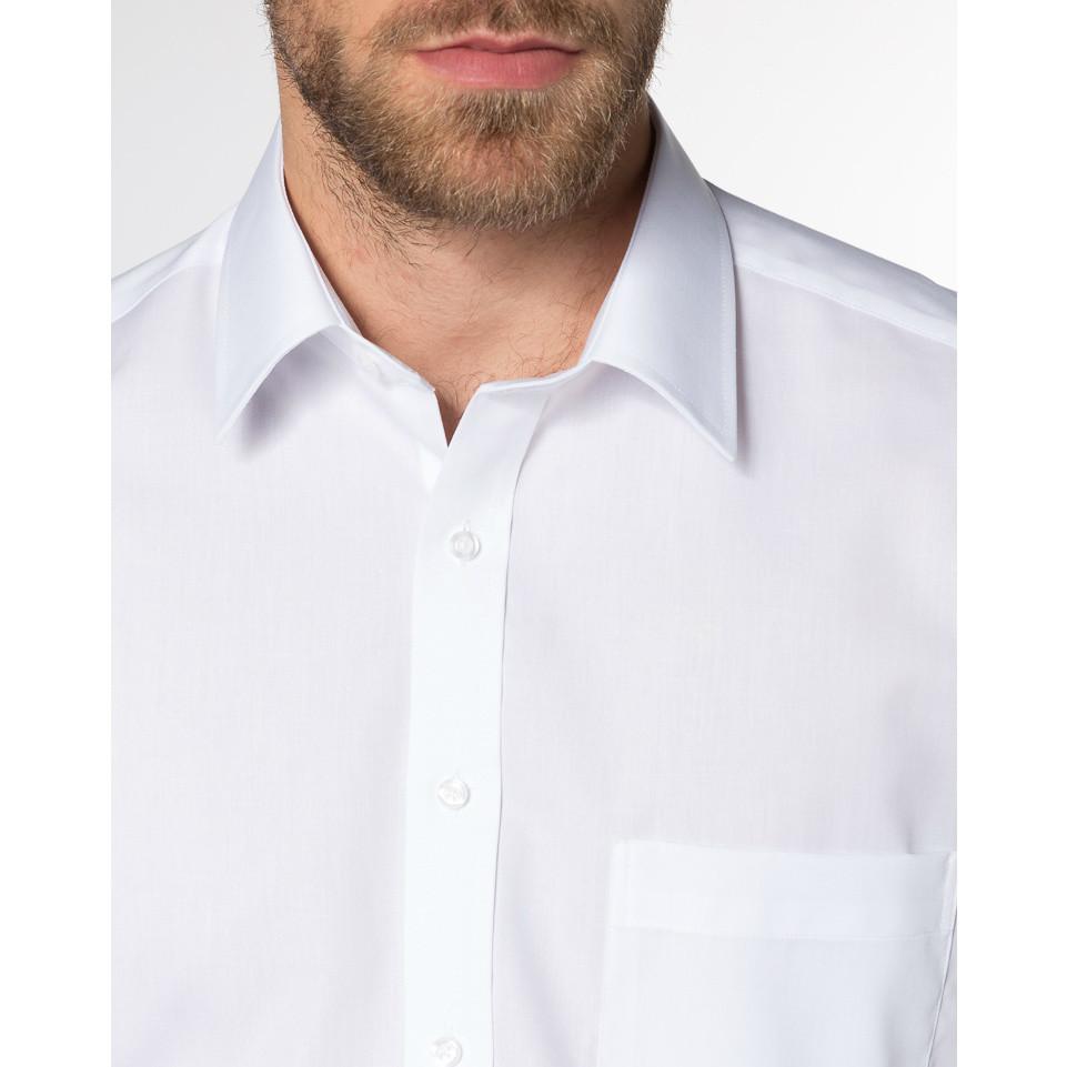 Классическая белая рубашка roy jones с биркой фото №1