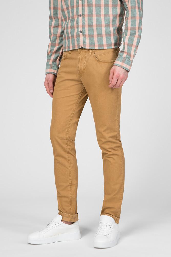 Стильные джинсы,высокая посадка,цвет кэмел,hilfiger denim фото №1