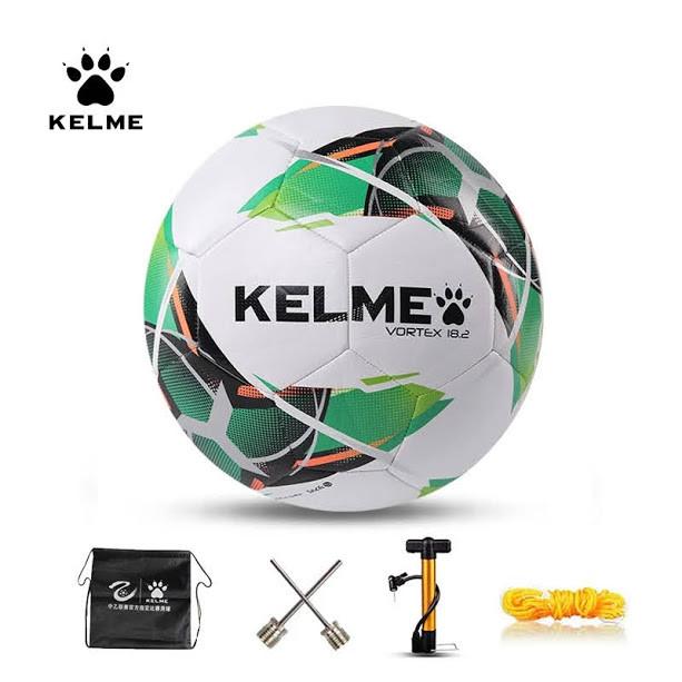 Футбольный мяч kelme+аксессуары в подарок фото №1