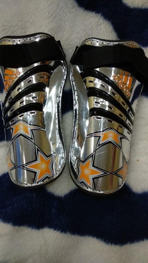 Щитки футбольные adidas (адидас) размер l оригинал фото №1