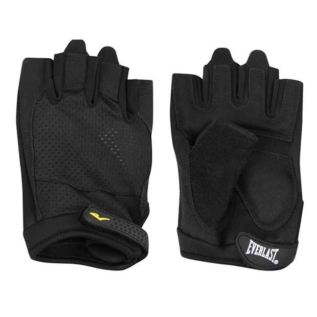 Перчатки для фітнесу еверласт everlast оригінал нові фитнес перчатки фото №1
