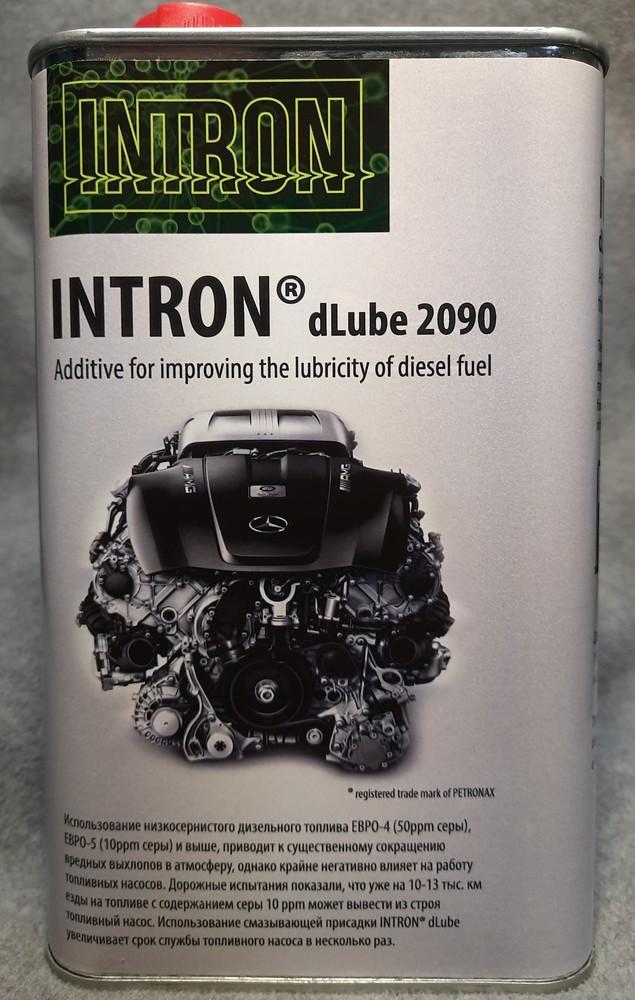 Intron®dlubе 2090. смазывающая присадка к дизельным топливам. фото №1