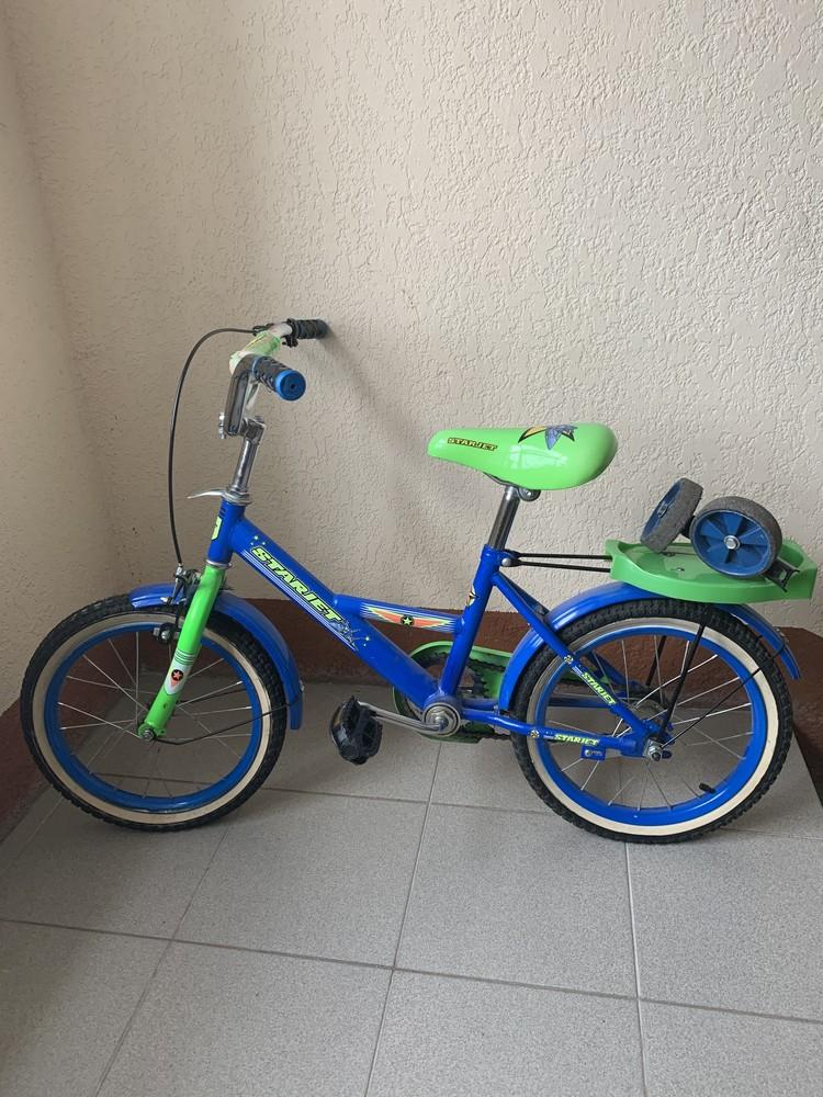 Детский велосипед б/у 16^ фото №1