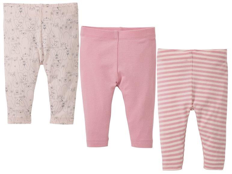 Набор штанишек lupilu размер 74-80 штаны штаны для дома лосины леггинсы фото №1