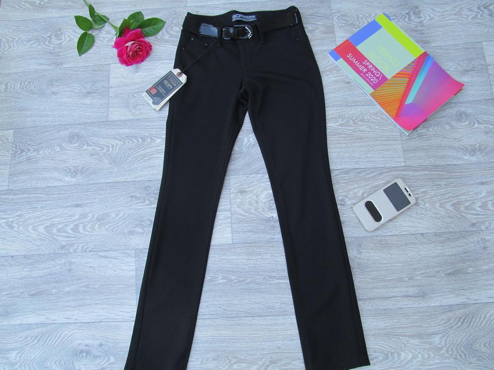 Брюки джинсы для девочки 140р турция фото №1