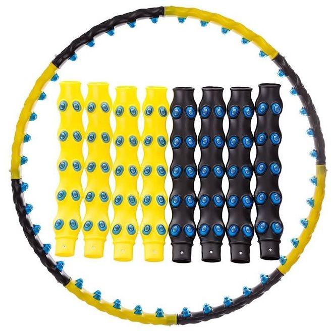 Хулахуп, обруч массажный hula hoop 6001 фото №1