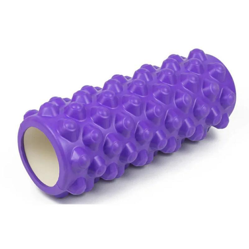 Массажный ролик, валик, роллер для фитнеса и йоги - gemini фото №1
