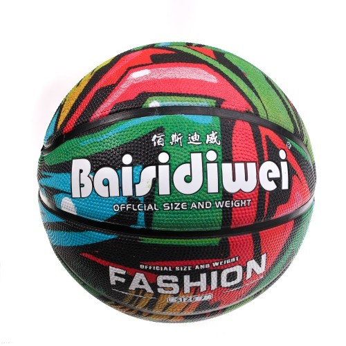 Баскетбольный мяч фото №1