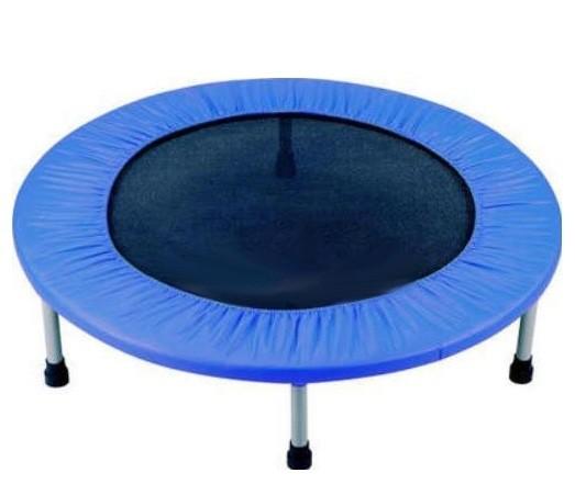 Батут складной для взрослых и детей ms 1426 диаметр 100 см фото №1