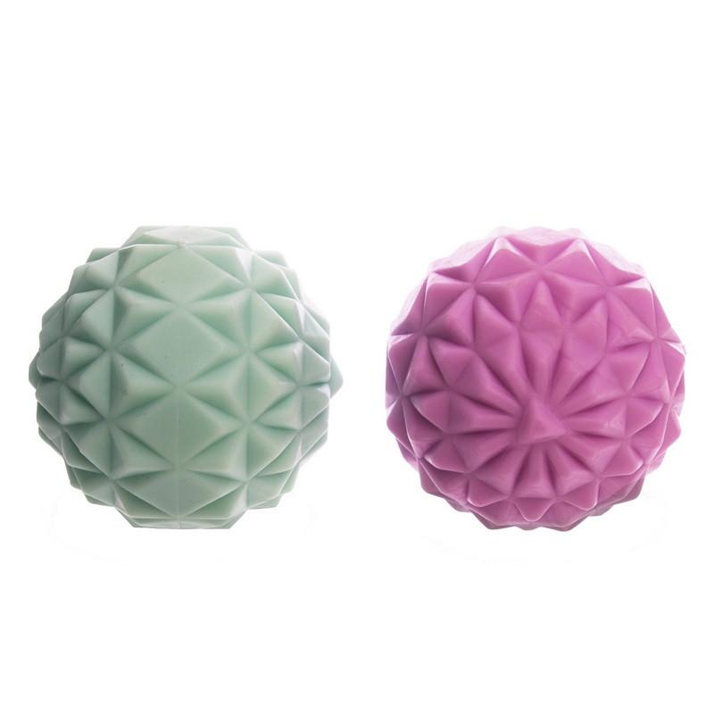 Массажер для спины ball rad roller 1476: диаметр 6,5см (2 цвета) фото №1