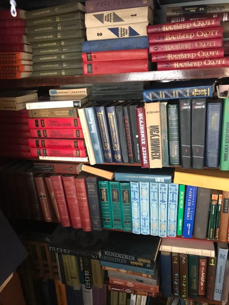 Куплю и вывезу ваши книги б/у помогу продать фото №1