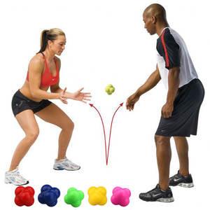 Мяч для реакции фирмы zelart gymball фото №1