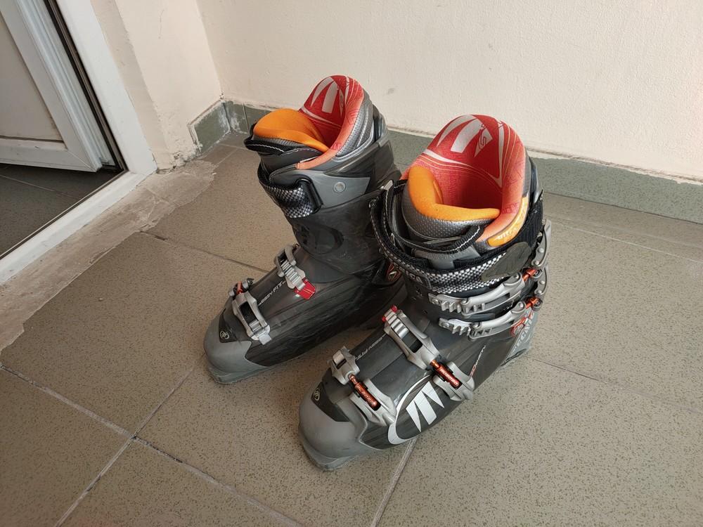 Лыжные ботинки tecnica в отличном состоянии, размер 42 фото №1
