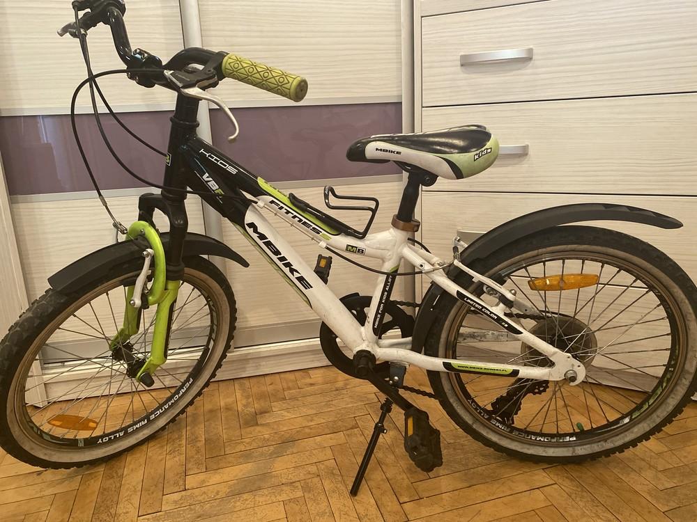 Велосипед 20 дюймов 6-10 лет фото №1