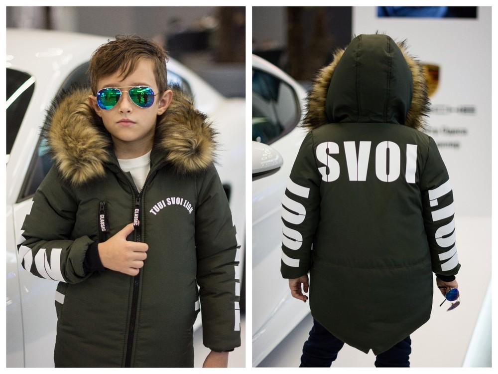 Новиночки!!! детская куртка зима, размеры 128- 164 фото №1