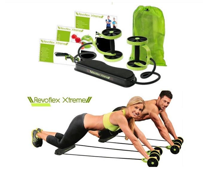 Тренажер для мышц revoflex xtreme фото №1