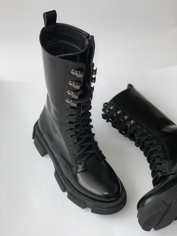 Мега модные , новинки, сапоги - ботинки, с 36-41р. фото №1