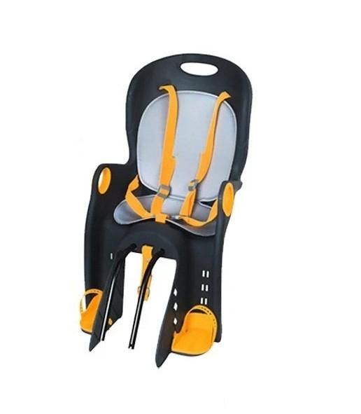 Детское велокресло tilly maxi t-831/1 navy, до 22 кг код товара 831/1 фото №1