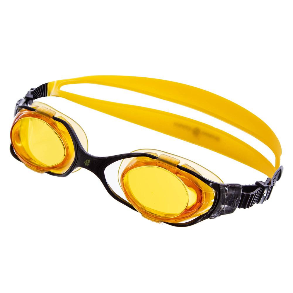 Очки для плавания madwave precize 045101: поликарбонат, силикон фото №1