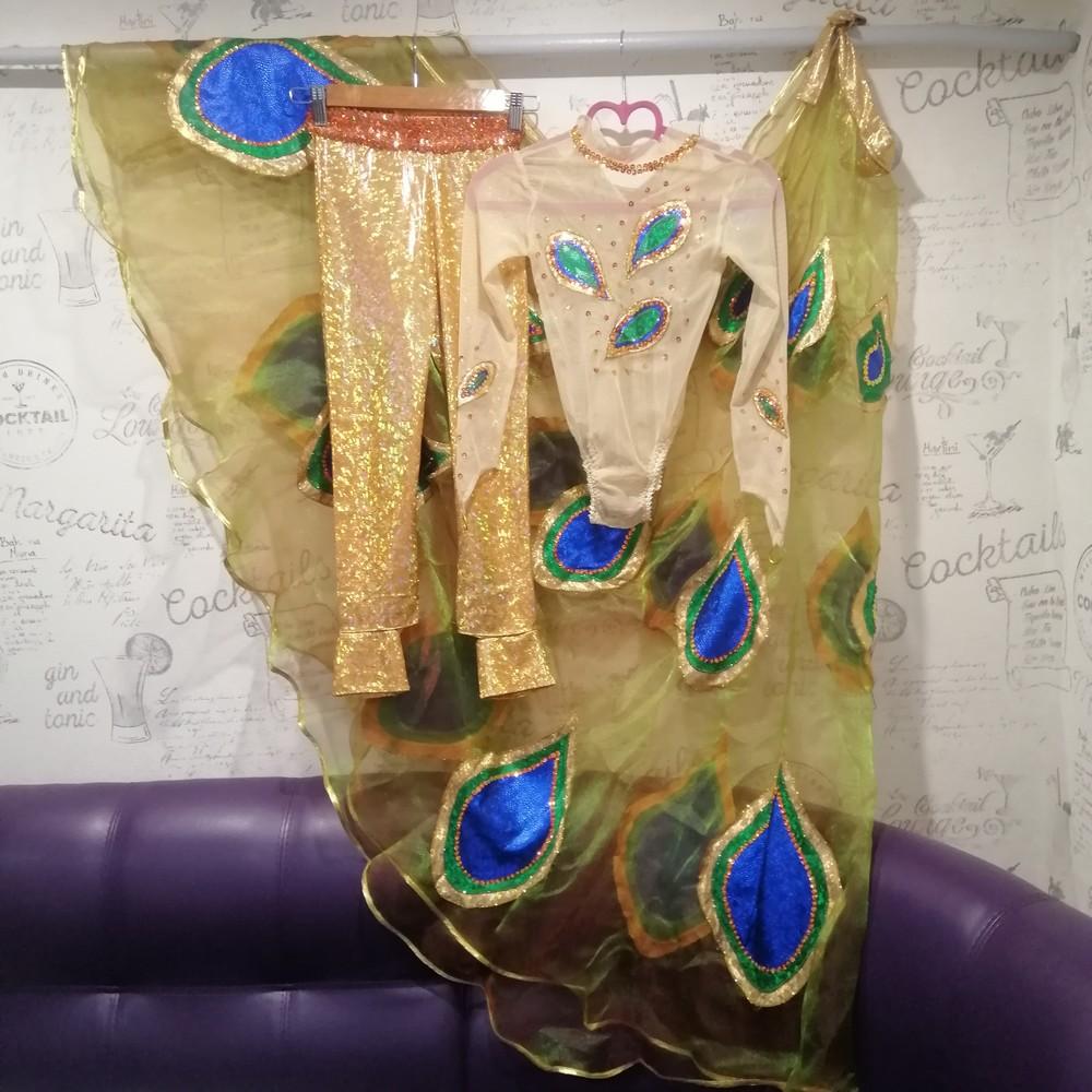 Карнавальный костюм жар-птица фото №1
