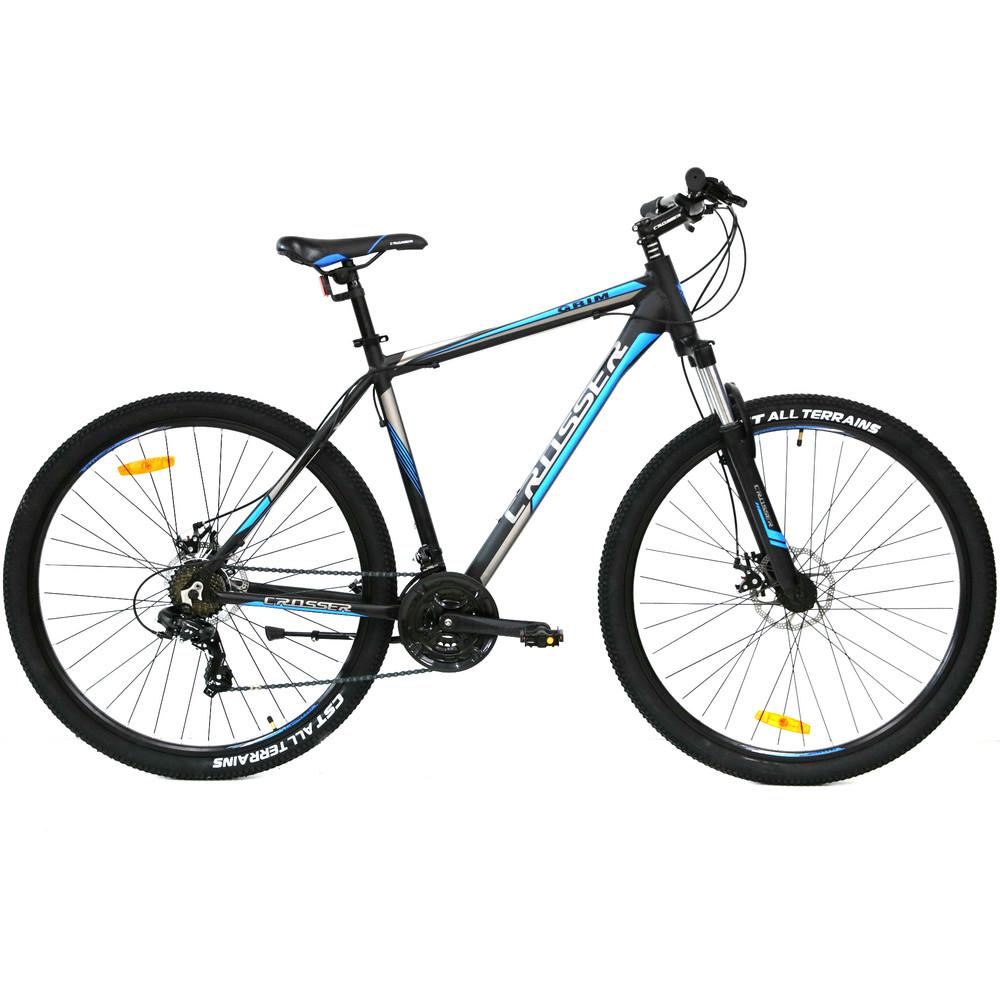 Crosser grim 29 велосипед спортивный алюминий легкий фото №1