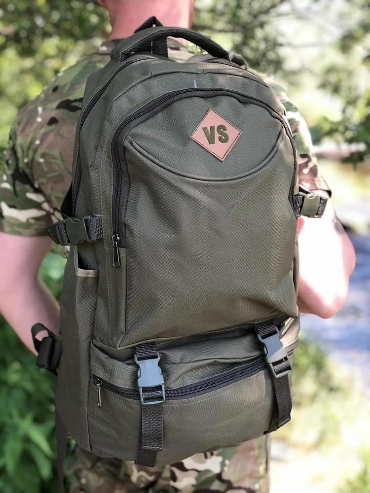 Рюкзак тактический (различные цвета) 45л фото №1