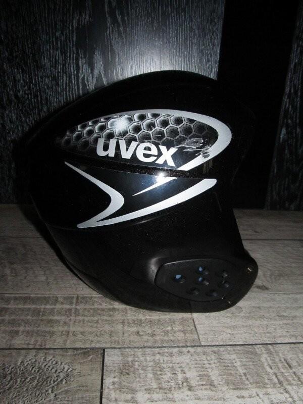 Шлем горнолыжный uvex размер s 54см фото №1