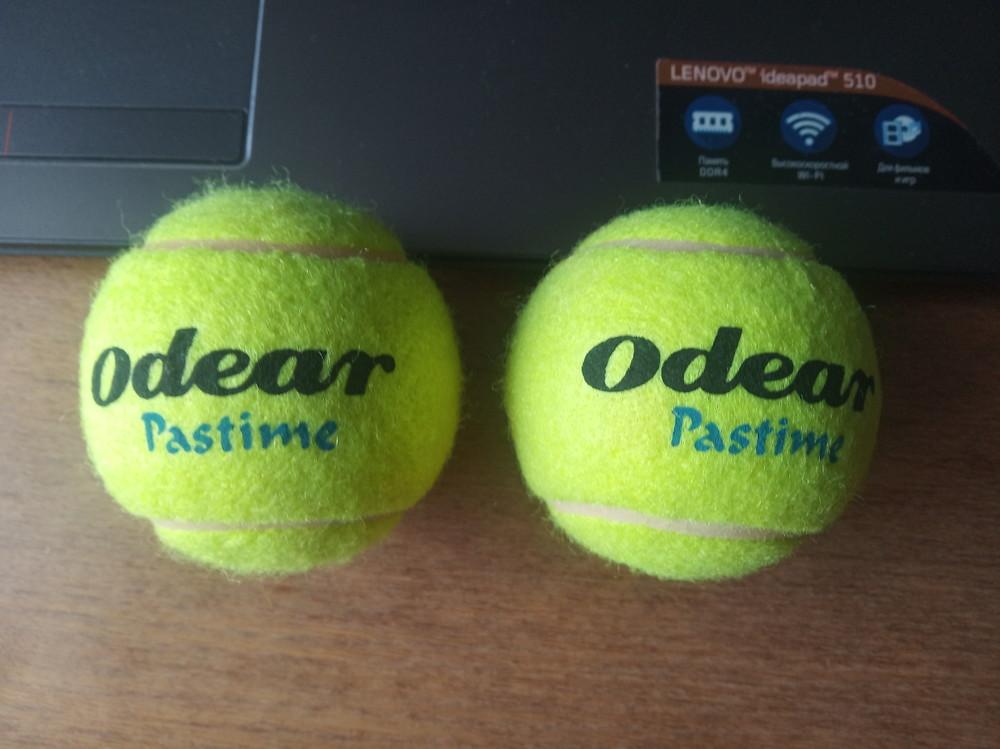 Теннисные мячи odear фото №1