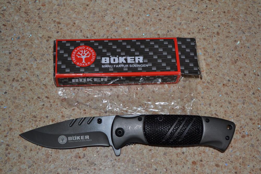Нож складной boker f83 фото №1