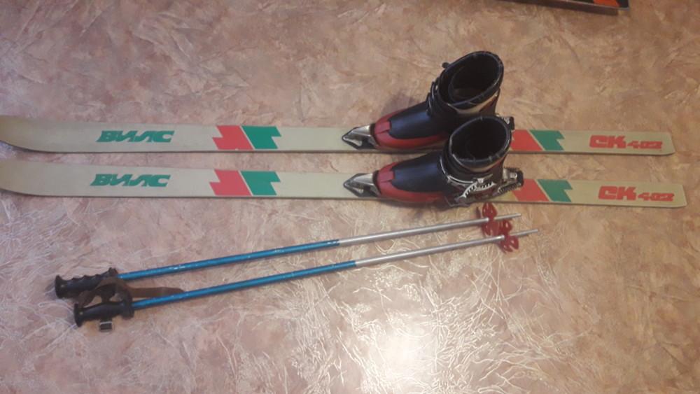Горные лыжи вилс фото №1