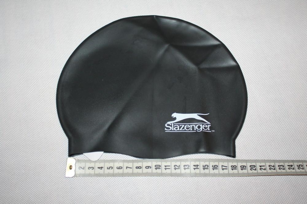 Шапочка для плавания slazenger фото №1