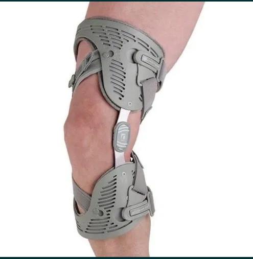 Колінний ортез ossur unloader one бандаж колінного суглоба фото №1