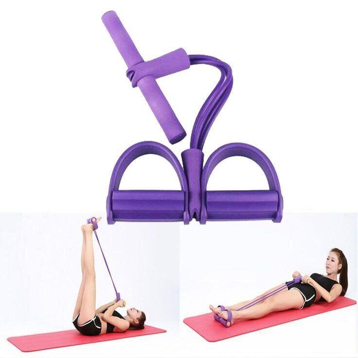 Тренажер для фитнеса pull reducer   многофункциональный тренажер для тела фото №1