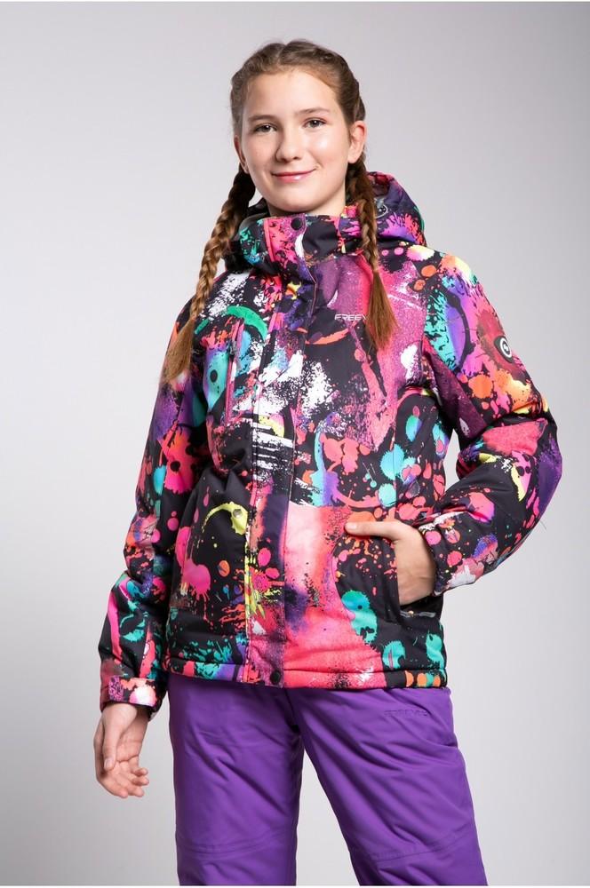 Горнолыжная куртка детская freever sf 21601 фото №1