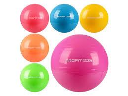 Фитбол мяч для фитнеса profit 85 см, усиленный 0384 фото №1